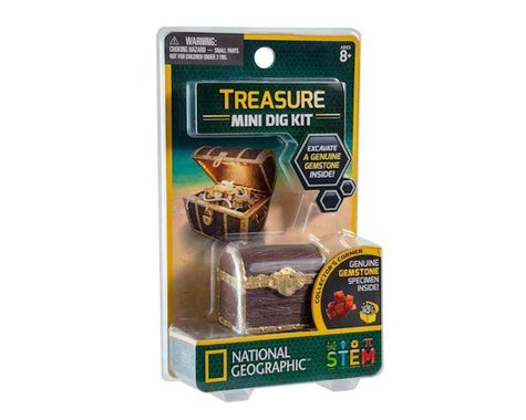 Discover With Dr. Cool National Geographic Dig Treasure