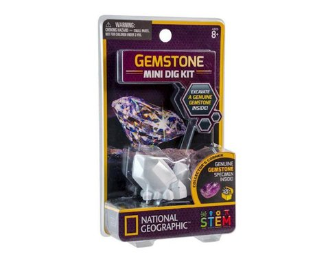 Discover With Dr. Cool National Geographic Dig Gemstone