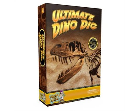 Discover With Dr. Cool Ultimate Dinosaur Science Kit–Dig Up Dino Fossils and Assemble a T-Rex Skeleton!