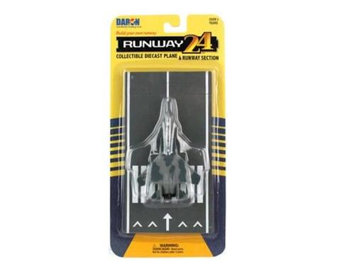 Daron Worldwide Trading Runway24 F-15 Military Vehicle