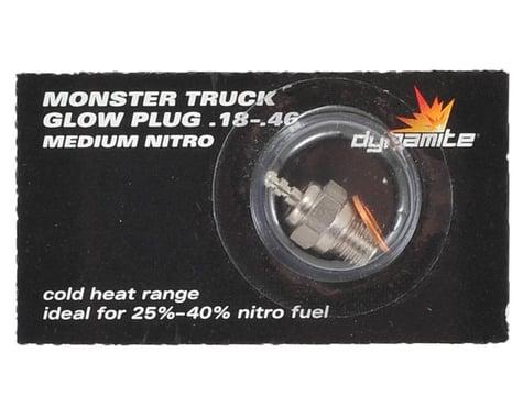 Dynamite Monster Truck .18-.46 Nitro Glow Plug (Cold)