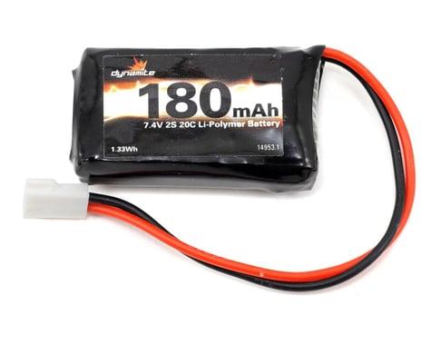 Dynamite 2S LiPo 20C Battery Pack (7.4V/180mAh)
