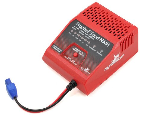 Dynamite Prophet Sport NiMH AC Battery Charger (4A/35W)