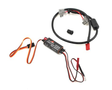 Dynamite Large Scale Safety Kill Switch