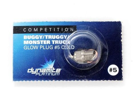 Dynamite Platinum Series Standard Glow Plug (#5 - Cold)