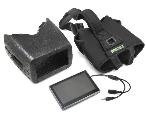 EcoPower FPV Headset Goggles