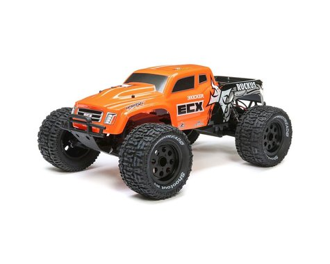 ECX 1/10 2WD RUCKUS MT ORANGE RTR