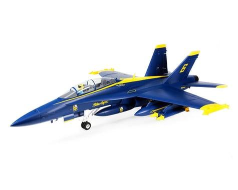 E-flite Blue Angels F-18 Hornet 80mm BNF Basic EDF Jet (980mm)