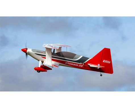 E-flite Ultimate 3D Biplane BNF Basic Electric Airplane (950mm)