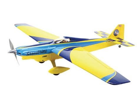 E-flite Shoestring 15e EF1 ARF Electric Racer Airplane (1280mm)