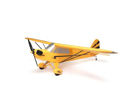 E-flite Clipped Wing Cub BNF Basic Electric Airplane (1200mm)