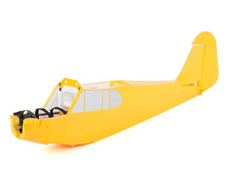 E-flite Clipped Wing Cub Painted Fuselage