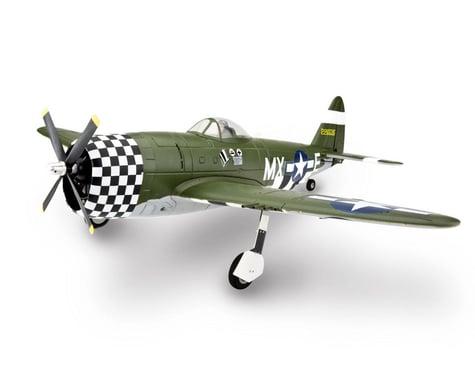 E-flite P-47D Thunderbolt Bind-N-Fly Basic Electric Airplane