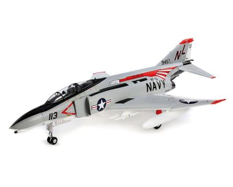 E-flite F-4 Phantom II 80mm BNF Basic Electric Ducted Fan Jet Airplane (910mm)
