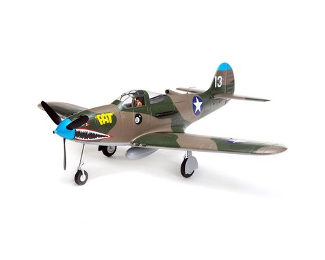 E-flite P-39 Airacobra 1.2m BNF Basic Electric Airplane (1200mm)