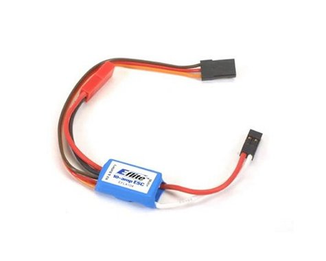 E-flite 10-Amp Micro Brushed ESC