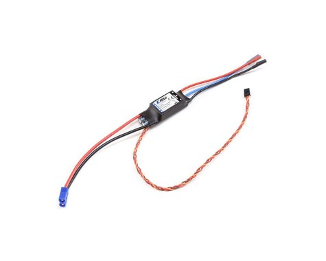 50-Amp Switch-Mode BEC Brushless ESC: EC3
