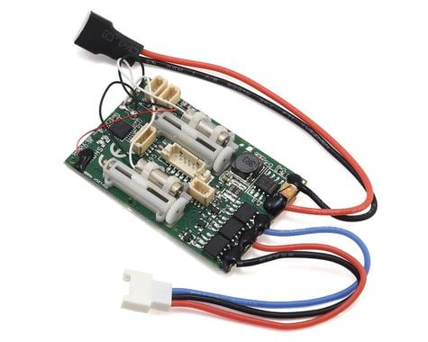 E-flite A6420BL 6-Channel UMX Receiver w/AS3X & SAFE