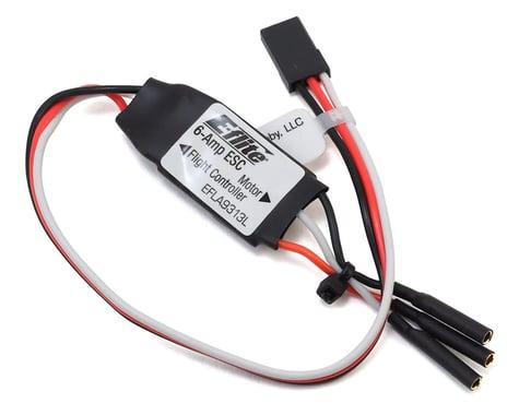 E-flite Mini Convergence 6 Amp ESC (Long Lead)