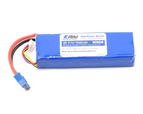 E-flite 3S Li-Poly Battery 20C (11.1V/1500mAh)