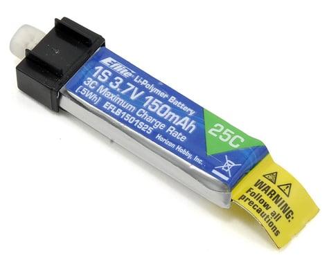 E-flite 1S LiPo Battery 25C (3.7V/150mAh)