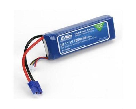 E-flite 3S LiPo Battery 30C (11.1V/1800mAh)
