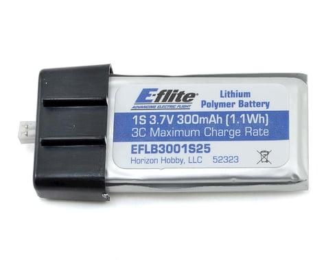 E-flite 1S 25C LiPo Flight Battery (3.7V/300mAh)