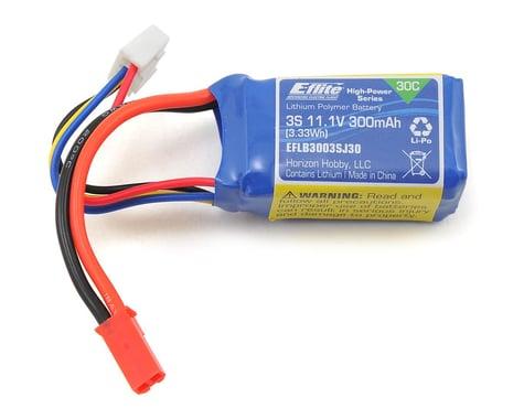 E-flite 3S LiPo Battery 30C (11.1V/300mAh)