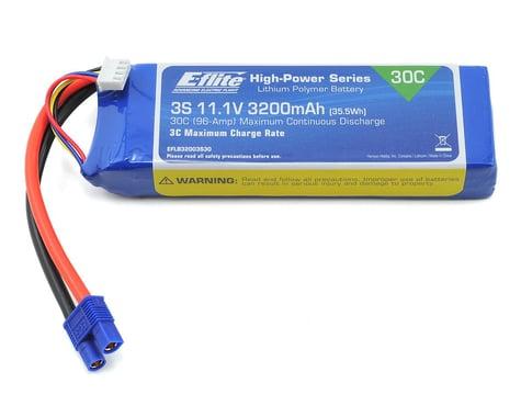 E-flite 3S LiPo Battery 30C (11.1V/3200mAh)