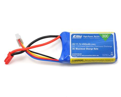 E-flite 3S LiPo Battery 30C (11.1V/450mAh)