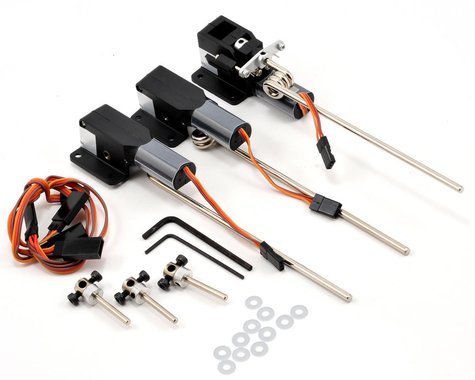 E-flite 15 - 25 Tricycle Electric Retract Set