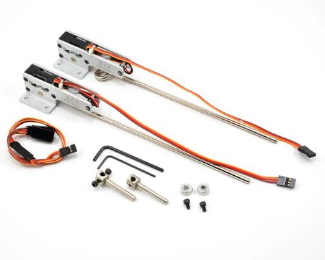 E-flite 25 - 46 Size 85° Main Electric Retract Set