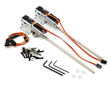 E-flite 60-120 Size 81° Strut Ready Main Electric Retracts