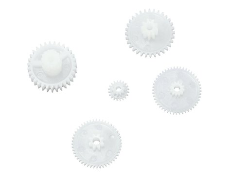 E-flite Servo Gear Set: DS75, DS75H
