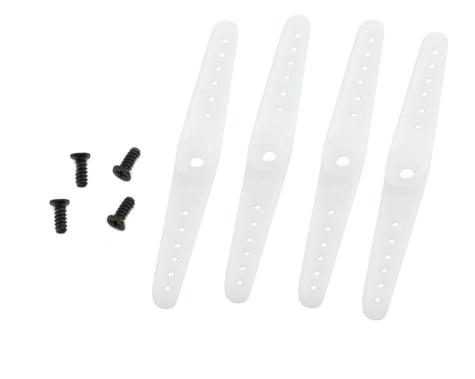 E-flite 3D Servo Arm Set w/Screws (S75/HS-55) (4)