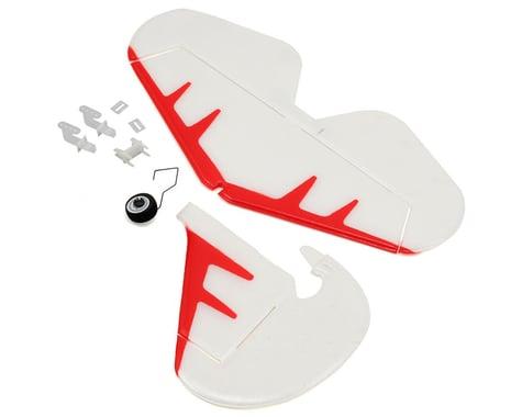 E-flite Tail w/Accessories
