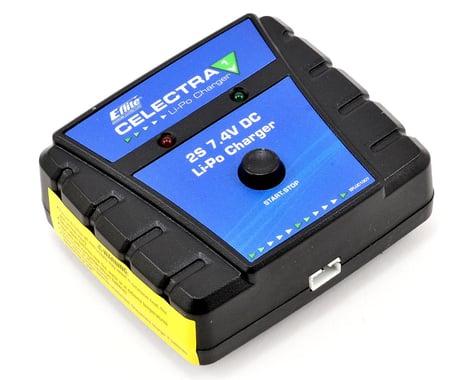 E-flite Celectra 2S 7.4V DC LiPo Charger