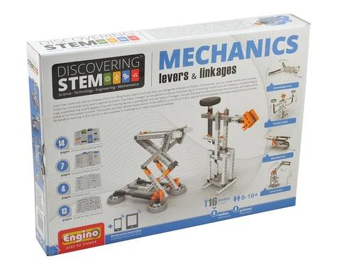 Elenco Electronics Engino STEM Levers & Linkages