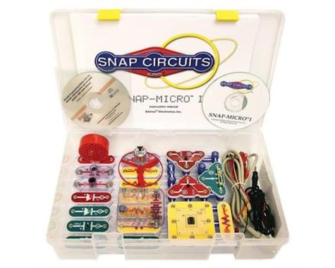 Elenco Electronics Snap Circuits Snap Micro I