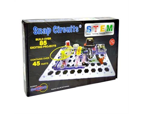 Elenco Electronics Elenco Snap Circuits Stem Electronics Discovery Kit
