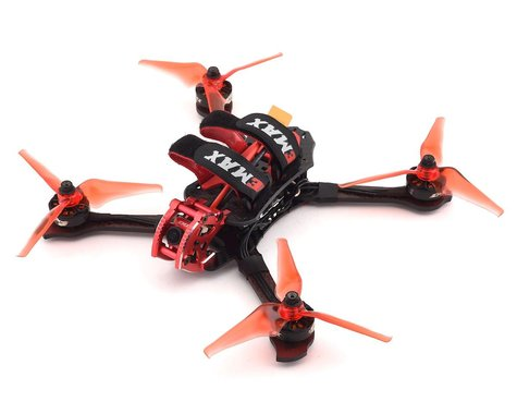 EMAX Buzz Freestyle Racing BNF Drone w/FrSky XM+ Receiver (1700kV)
