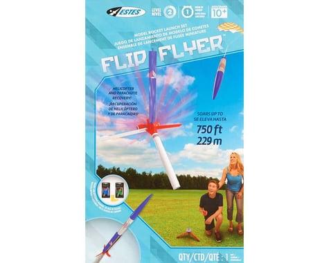 Estes Flip Flyer Model Rocket Launch Set E2X