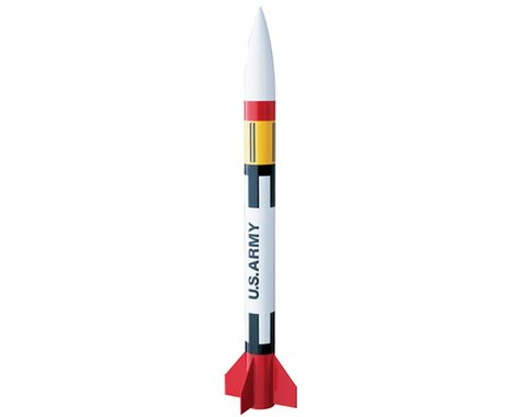 Estes U.S. Army Patriot M-104 Rocket Kit (Skill Level 1)
