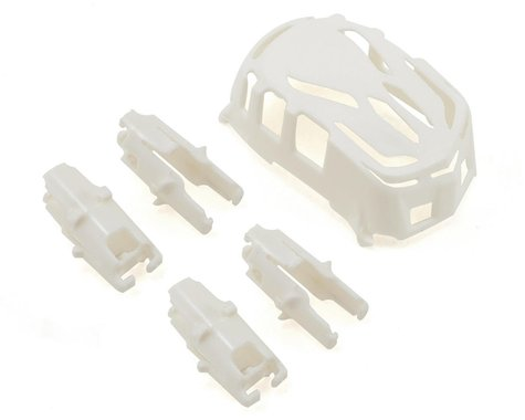 Estes Proto X Body/Motor Holder Set (White)