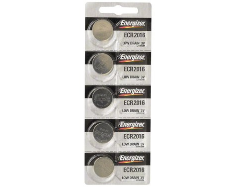 Energizer CR2016 Lithium Battery (5)