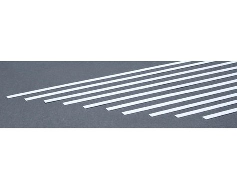 Evergreen Scale Models Strip .020 x .250 (10)