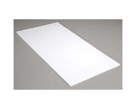 Evergreen Scale Models White Sheet .060 12 X 24 (4)