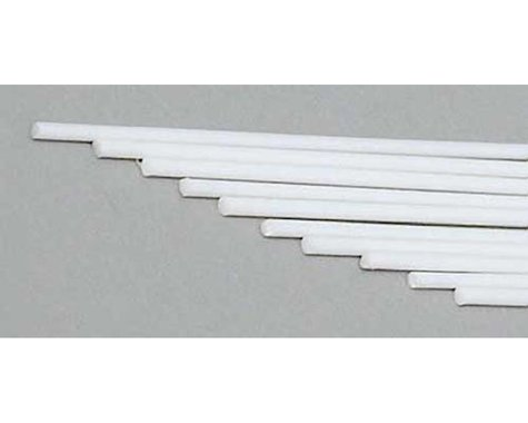 "Evergreen Scale Models Round Rod .035"" (10)"