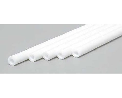 """Evergreen Scale Models Round Tubing 1/8"""" (5)"""