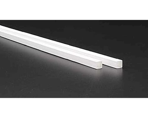 """Evergreen Scale Models Square Tubing 5/16"""" (2)"""